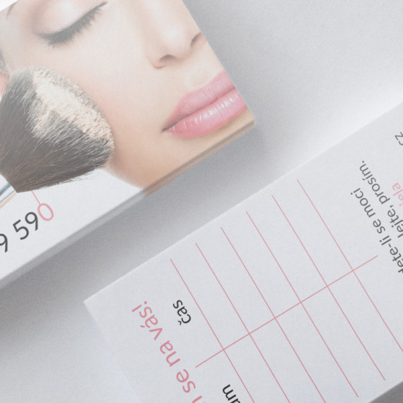 Business Card Beauty Salon