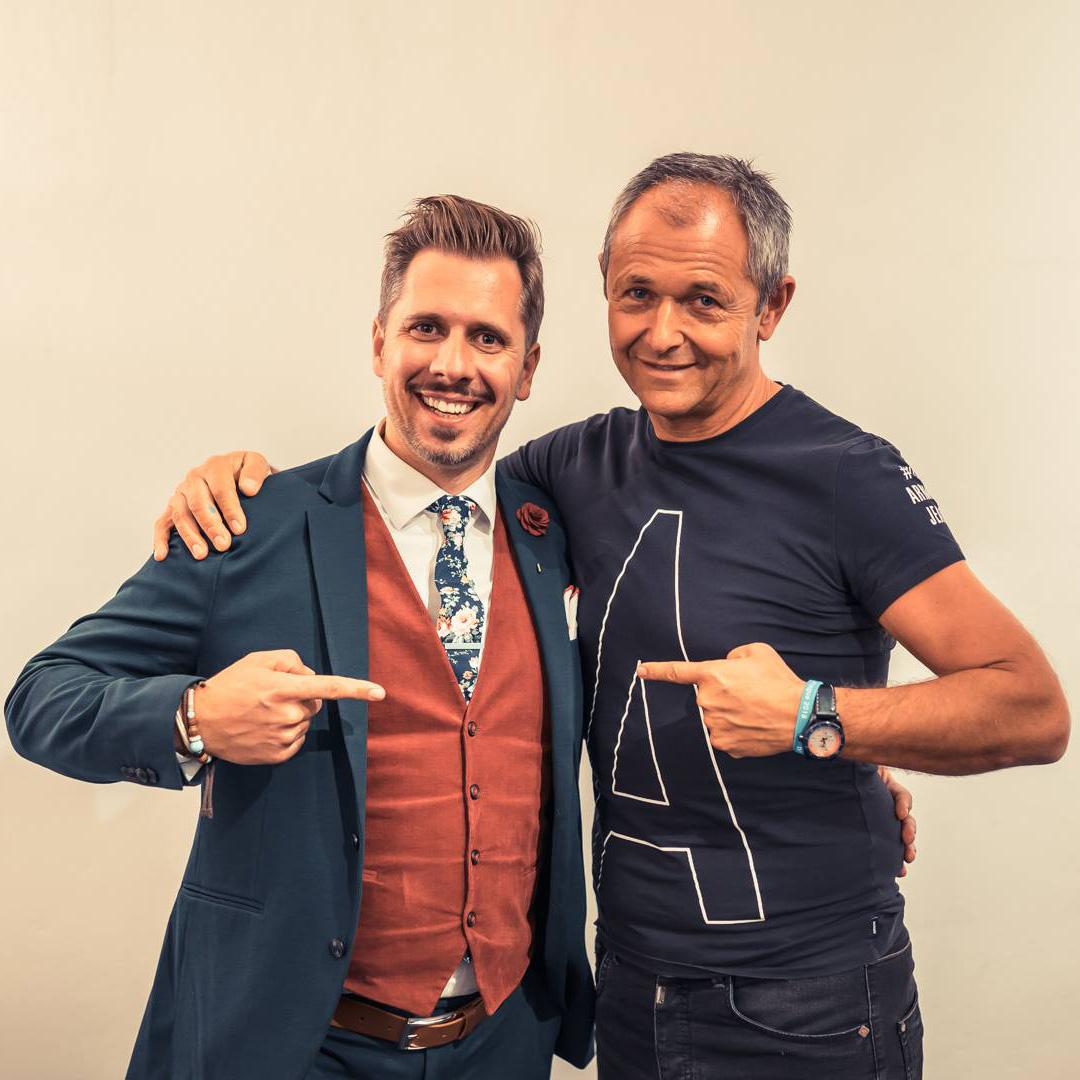 Pavel Slováček a Jan Muhlfeit
